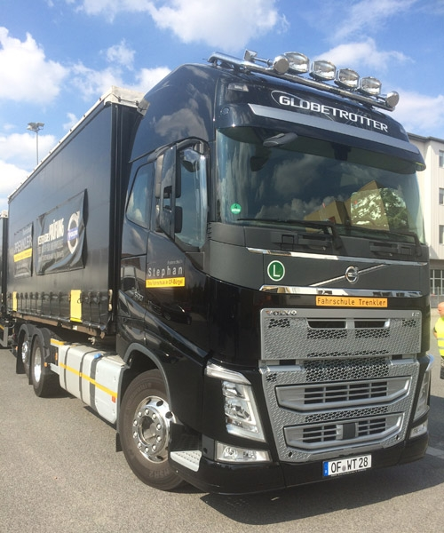 Lkw volvo fh4 500 fahrschule trenkler in offenbach for Offenbach fh